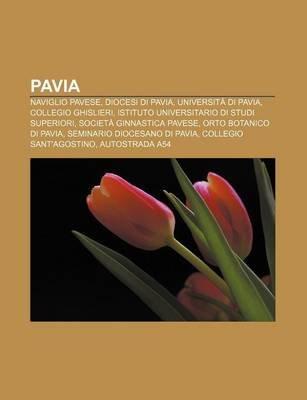 Pavia - Naviglio Pavese, Diocesi Di Pavia, Universita Di Pavia, Collegio Ghislieri, Istituto Universitario Di Studi Superiori...