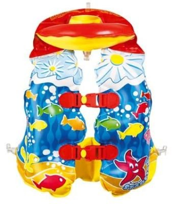 Starfish Swimming Vest (3 to 6 Years) (Colour & design may vary):
