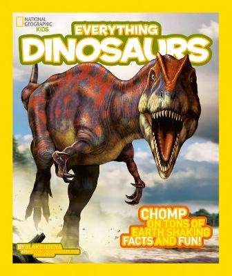 Everything: Dinosaurs (Paperback): National Geographic Kids