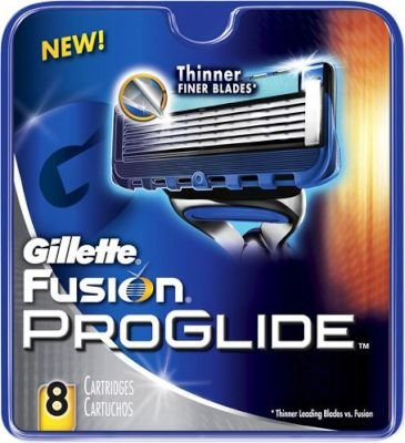 Gillette Fusion ProGlide Manual Cartridge (8 Pack):