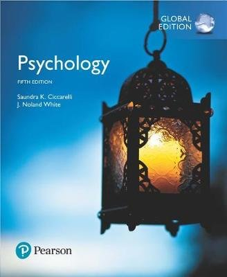 Access Card -- MyPsychLab with Pearson eText for Psychology, Global Edition (Digital product license key, 5th edition):...