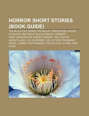 Horror Short Stories (Book Guide) - The Black Cat, Riding