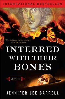 Interred with Bones (Paperback): Jennifer Lee Carrell