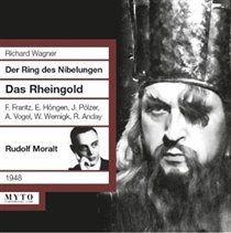 Various Artists - Richard Wagner: Das Rheingold (CD): Richard Wagner, Various Artists, Die Wiener Symphoniker, Rudolf Moralt
