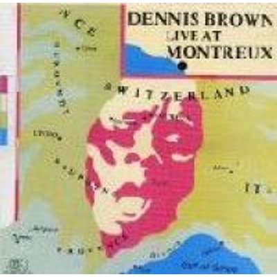 Dennis Brown: Live at Montreux (DVD): Dennis Brown