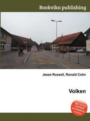 Volken (Paperback): Jesse Russell, Ronald Cohn