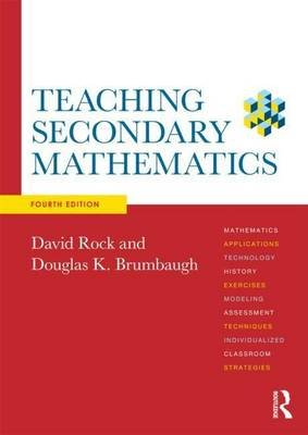Teaching Secondary Mathematics (Electronic book text): David Rock, Douglas K. Brumbaugh