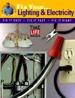 Lighting & Electricity (Paperback, illustrated edition): Time-Life Books.