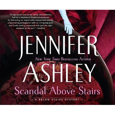 Scandal Above Stairs (MP3 format, CD): Jennifer Ashley