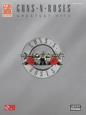 Guns N' Roses Greatest Hits (Paperback): Cherry Lane Music