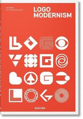 Logo Modernism (English, German, French, Hardcover): Jens Muller, R.Roger Remington