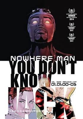 Nowhere Man, You Don't Know Jack, Book One (Paperback): Jerome Walford