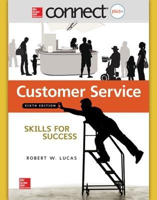 Connect 1-Semester Access Card for Customer Service (Online resource, 6th): Robert Lucas