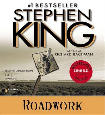 Roadwork (Standard format, CD): Stephen King