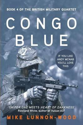 Congo Blue (Paperback): Mike Lunnon-Wood