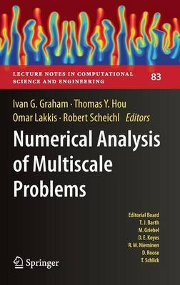 Numerical Analysis of Multiscale Problems (Hardcover, 2012): Ivan G. Graham, Thomas Y. Hou, Omar Lakkis, Robert Scheichl