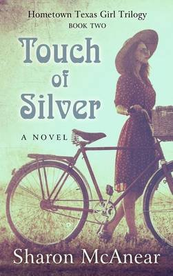 Touch of Silver (Large print, Hardcover, Large type / large print edition): Sharon McAnear