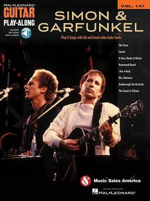 Guitar Play-Along Volume 147 - Simon & Garfunkel (Paperback): Simon & Garfunkel