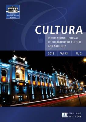 Cultura 2015, Volume 12, No. 2 (Paperback): Cul