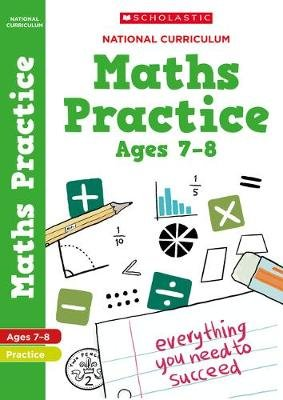 National Curriculum Maths Practice Book for Year 3 (Paperback): Scholastic