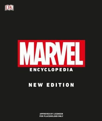 Marvel Encyclopedia: New Edition (Hardcover): Stan Lee, Dk