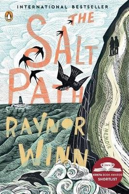The Salt Path - A Memoir (Paperback): Raynor Winn