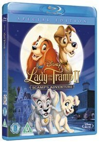 Lady and the Tramp 2 (English & Foreign language, Blu-ray disc): Scott Wolf, Alyssa Milano, Roger Bart, Jeff Glenn Bennett,...