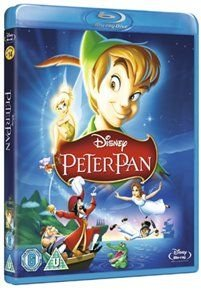 Peter Pan (Disney) (English & Foreign language, Blu-ray disc): Bobby Driscoll, Kathryn Beaumont, Hans Conried, Bill Thompson,...