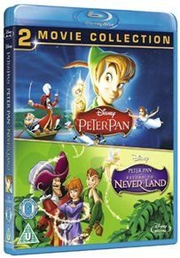 Peter Pan/Peter Pan: Return to Never Land (Disney) (Blu-ray disc): Bobby Driscoll, Kathryn Beaumont, Hans Conried, Bill...