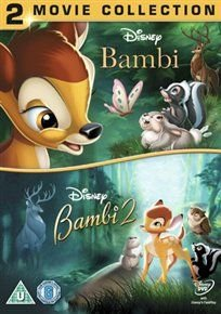 Bambi / Bambi 2 - The Great Prince of the Forest (English & Foreign language, DVD): Bobby Stewart, Peter Behn, Stan Alexander,...