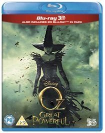 Oz - The Great and Powerful (English, Italian, Blu-ray disc): James Franco, Mila Kunis, Rachel Weisz, Michelle Williams,...