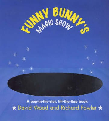 Funny Bunny (Hardcover): David Wood