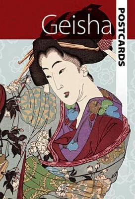 Geisha (Postcard book or pack): Dover
