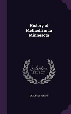 History of Methodism in Minnesota (Hardcover): Chauncey Hobart