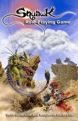 Squawk Role-Playing Game (Paperback): Seth Galbraith, Benjamin Galbraith