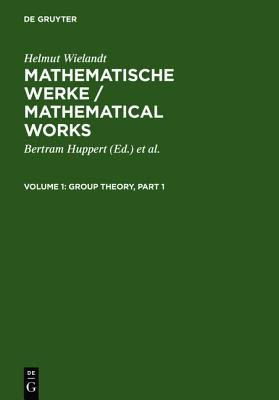 Group Theory (German, Book):