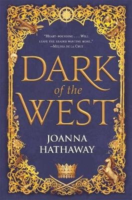 Dark of the West (Hardcover): Joanna Hathaway