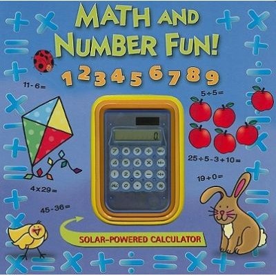 Math and Number Fun! (Board book): Lorna Mulligan