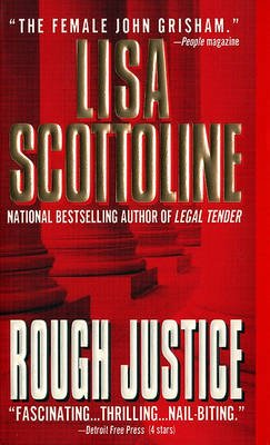 Rough Justice (Hardcover): Lisa Scottoline