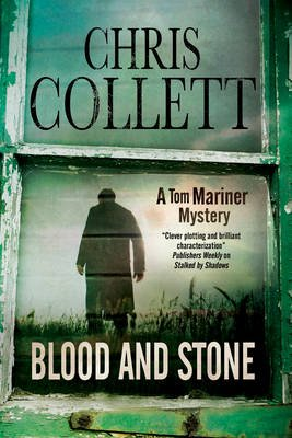 Blood and Stone (Large print, Hardcover, Large type / large print edition): Chris Collett