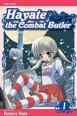 The Hayate the Combat Butler, Vol. 1, v. 1 (Paperback): Kenjiro Hata