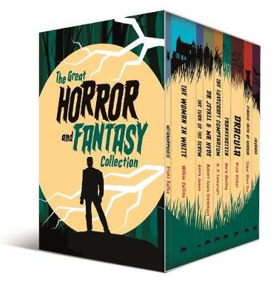 Great Reads: Horror & Fantasy Collection (Paperback): Various Authors