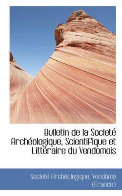 Bulletin de La Societ Arch Ologique, Scientifique Et Litt Raire Du Vendomois (Paperback): Societ Archologique