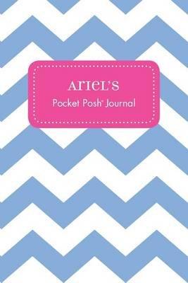 Ariel's Pocket Posh Journal, Chevron (Paperback): Andrews McMeel Publishing