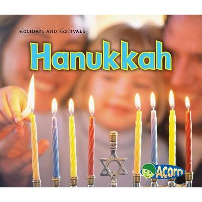 Hanukkah (Holidays and Festivals) (Paperback): Nancy Dickmann