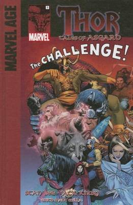 The Challenge! (Hardcover): Stan Lee