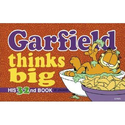 Garfield Thinks Big (Paperback, Reissue): Jim Davis