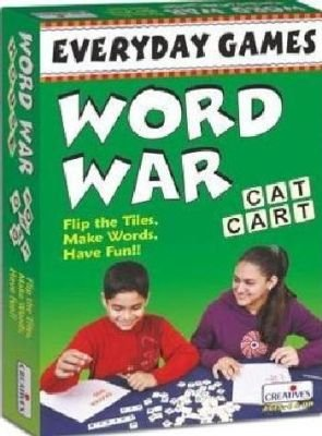 Creative's Everyday Games - Word War: