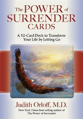The Power of Surrender Cards - A 52-Card Deck to Transform Your Life by Letting Go (Cards): Judith Orloff