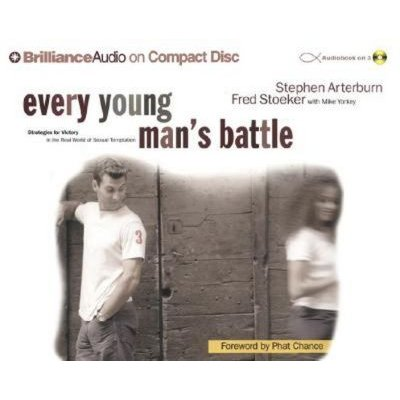 Every Young Man's Battle - Strategies for Victory in the Real World of Sexual Temptation (Abridged, Standard format, CD,...